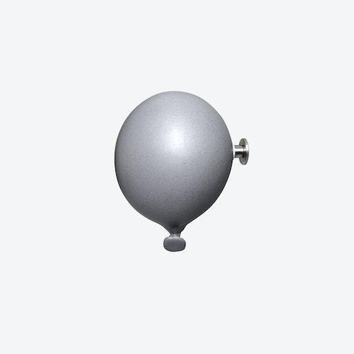Mini Balloon Wall Hook in Grey