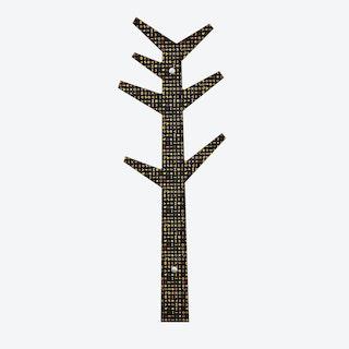 Edward Karim Black Coat Rack