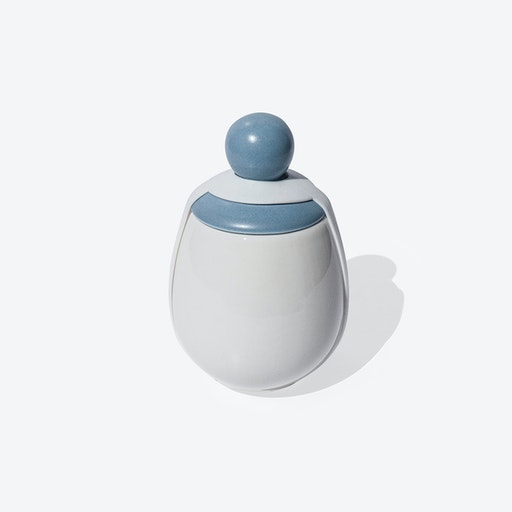 Egg Coddler Sten in Blue