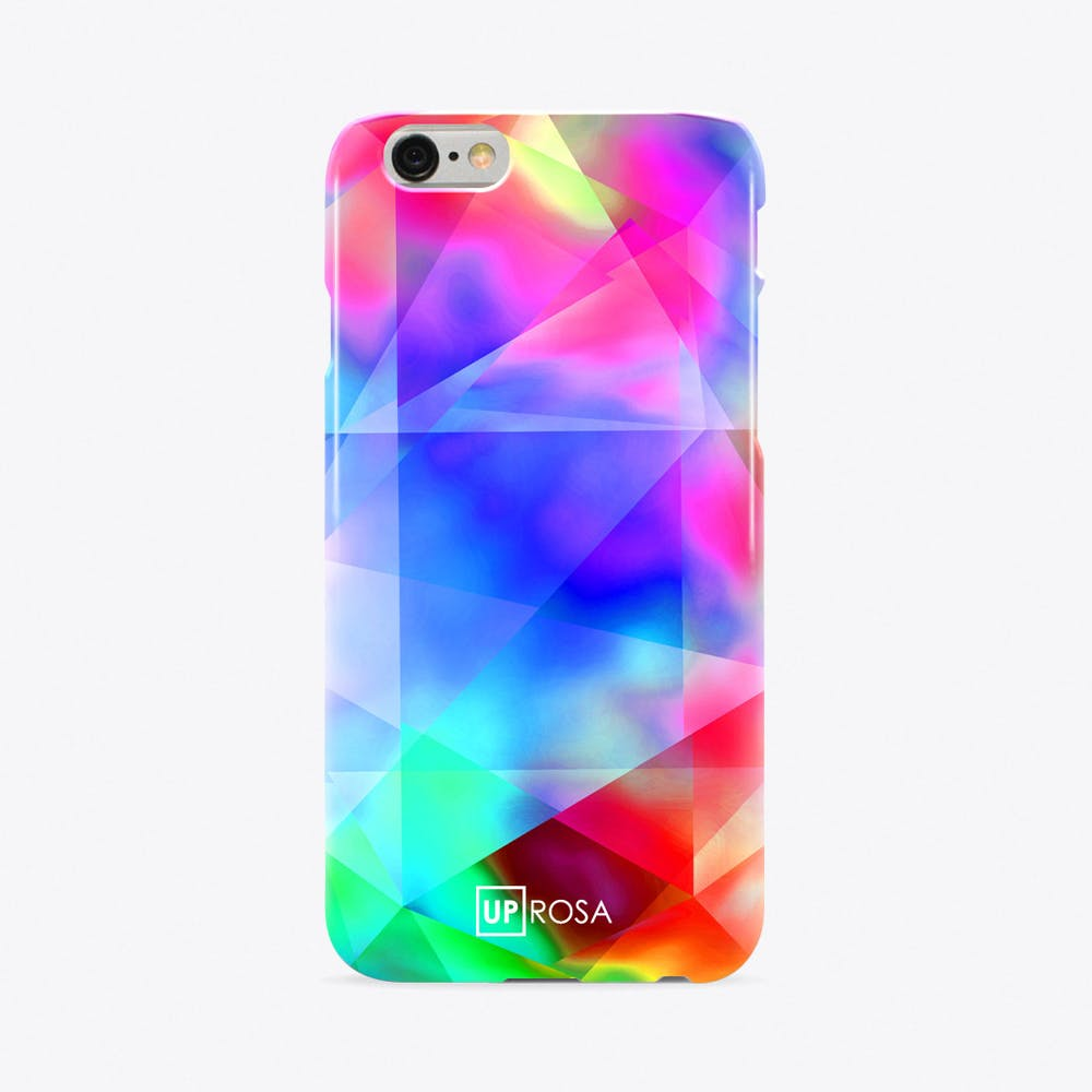 Iridescent Glass Phone Case