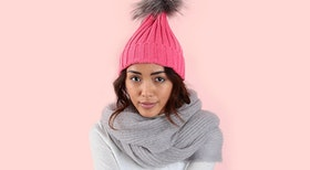 a8893d87cf6cb Tiffany Faux Fox Fur Cossack Hat in Pale Brown by Faux UK. Discover ...