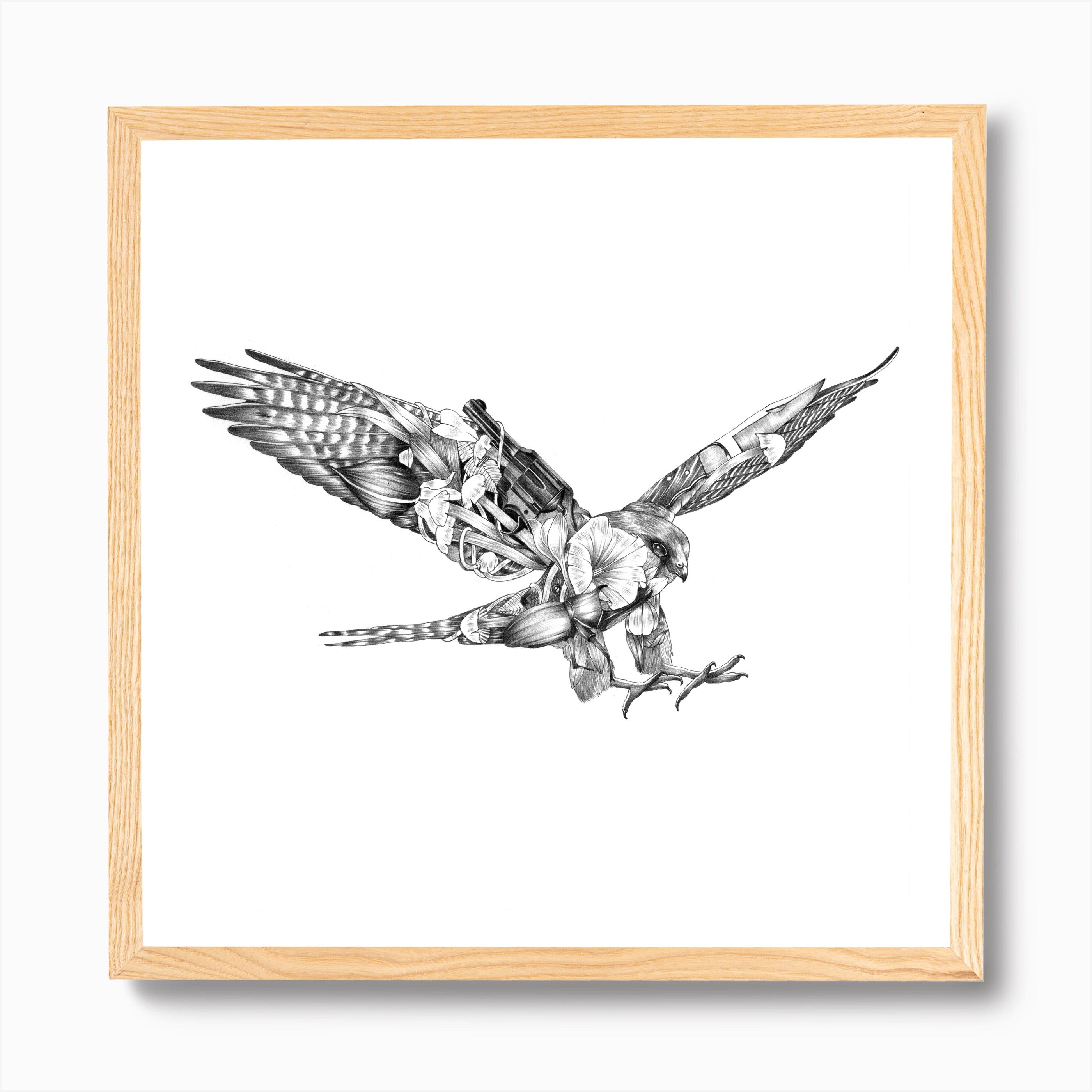Merlin Art Print | Free Shipping | Fy
