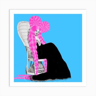 In The Mood For Love  Square Art Print