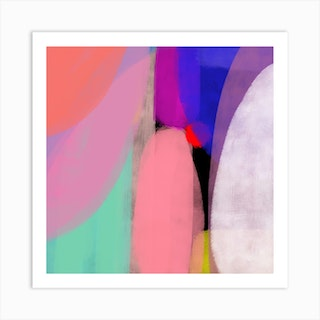 Light And Layers Art Print