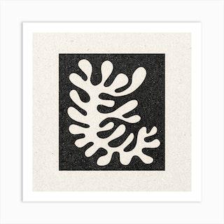 Matisse Inspired Art Print