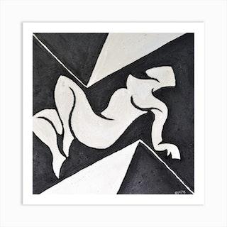 Lygia 1 Art Print