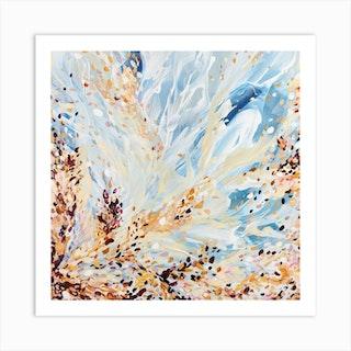 Primavera Splendour Art Print