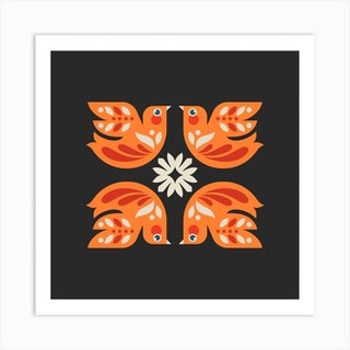 Tipori By Hen Macabi Art Print