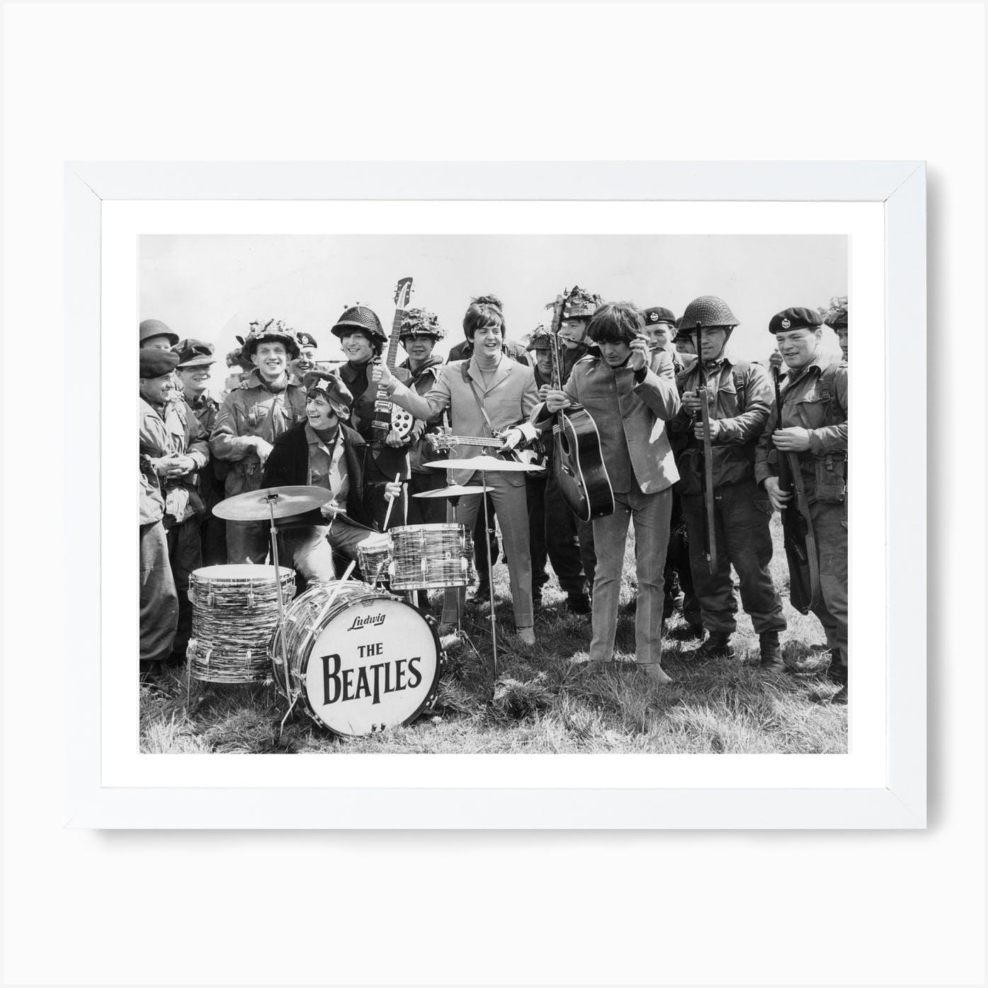"The Beatles John Lennon Help Photo Print 14 x 11/"""