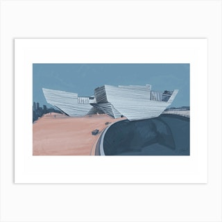 V And A Dundee Art Print