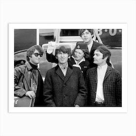 The Beatles Iii Art Print
