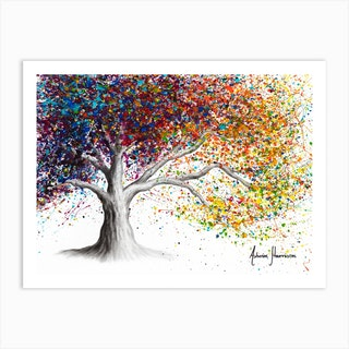 The Colour Of Dreams Art Print