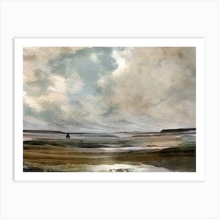 Exmouth Art Print