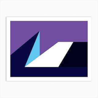 Geometric Abstraction 113 Art Print