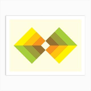 Geometric Abstraction 183 Art Print