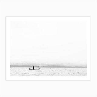 Sail 8 Art Print