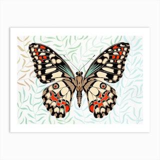 Papillion Art Print