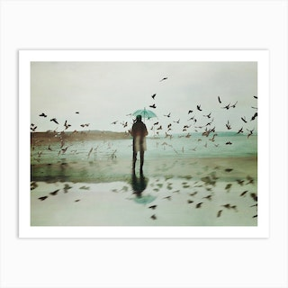 Eternity And A Day Art Print