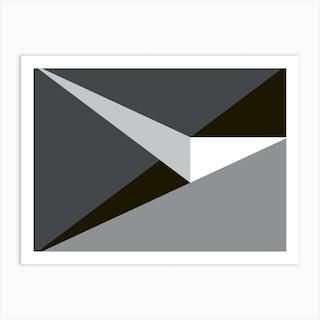 Geometric Abstraction 73 Art Print
