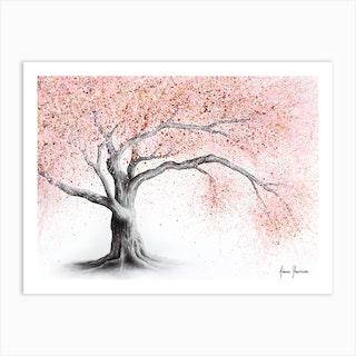 Forever Blossom Art Print