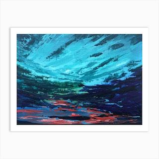 Aurora Art Print