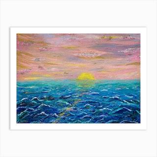Key West Art Print