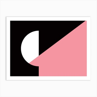 Geometric Abstraction 267 Art Print
