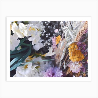 Spring In The Afternoon Art Print