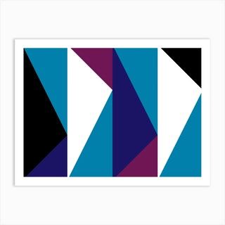 Geometric Abstraction 163 Art Print