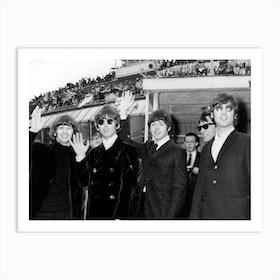 The Beatles I Art Print