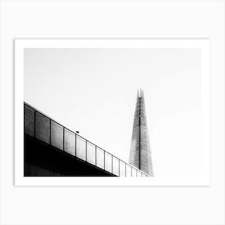 Contemporary London Art Print