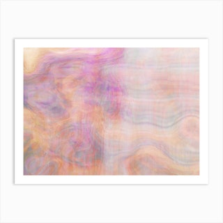 Little Pink Device Iii Art Print