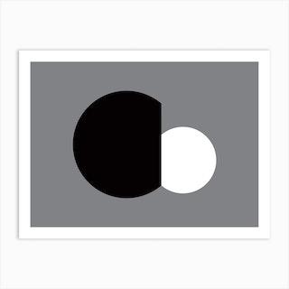 Geometric Abstraction 271 Art Print