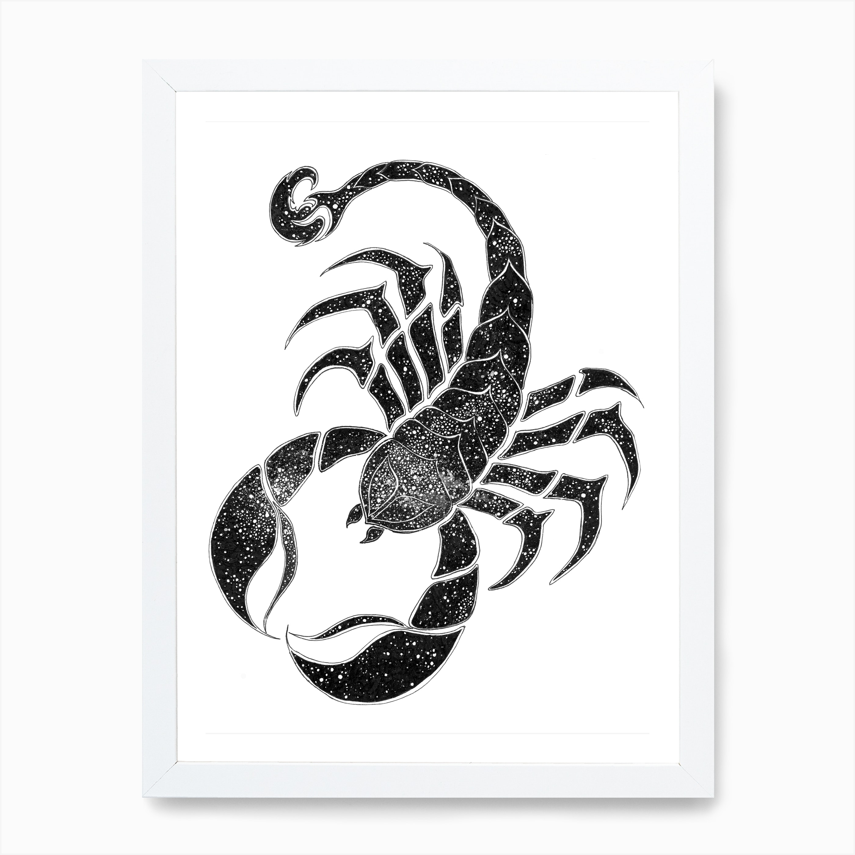 Image result for scorpion art