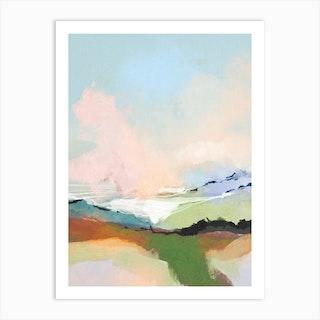 Dream Landscape Art Print