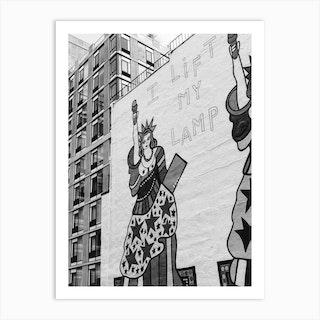 High Line View VII Art Print
