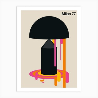 Milan 77 Art Print