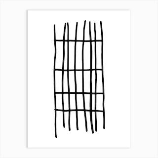Perimetros Art Print