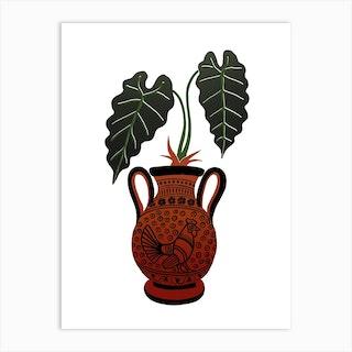 Amphora Art Print