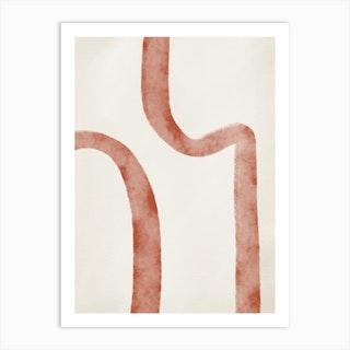 Abstracto 04 Art Print