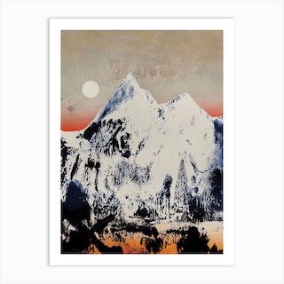 Japan Dawn Art Print