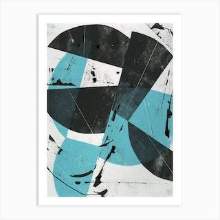 Revenir A Soi 2 Art Print