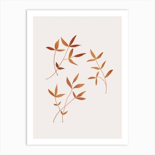 Autumn Fall Art Print