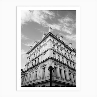 British Architecture Art Print