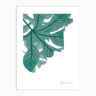 Air Of Silence Art Print