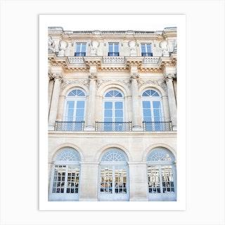 Palais Royal Paris Art Print