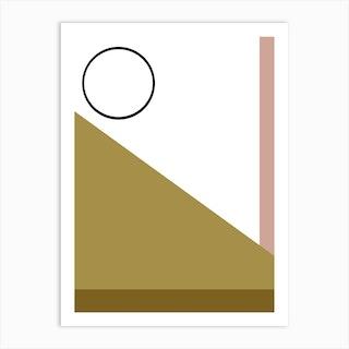 Minimalist Abstract Art Print
