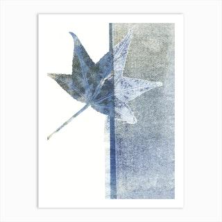 Mapleprint Art Print