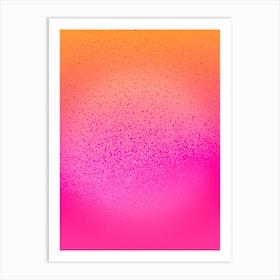 Infinite Projection  Art Print