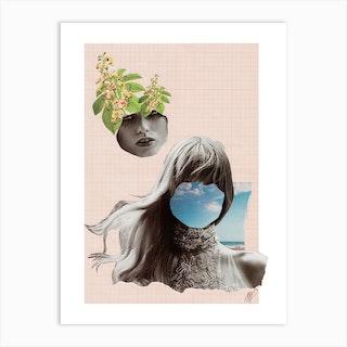 Free Your Mind Art Print